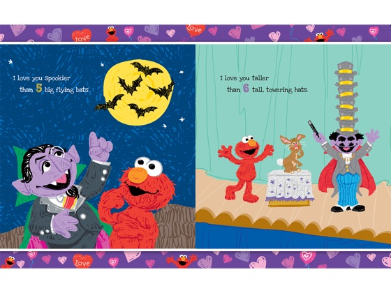 ‎I Love You Just Like This! (Sesame Street)