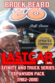 Lastcar Xfinity And Truck Series Expansion Pack 1982 2018