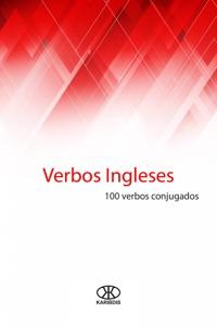 Verbos ingleses (100 verbos conjugados) Book Cover