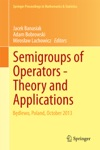 Semigroups Of Operators -Theory And Applications