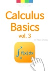 Calculus Basics Vol 3  The Integral Calculus