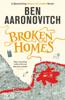 Ben Aaronovitch - Broken Homes artwork
