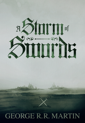 A Storm of Swords - George R.R. Martin book
