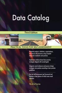 Data Catalog Third Edition La couverture du livre martien
