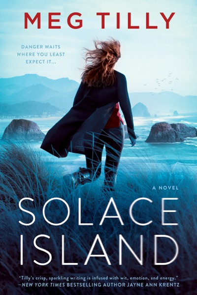 Solace Island - Meg Tilly book cover