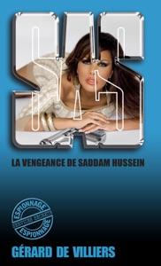 SAS 103 La vengeance de Saddam Hussein Book Cover