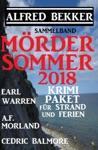 Mrdersommer 2018 - Krimi-Paket Fr Strand Und Ferien