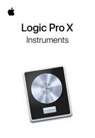 Logic Pro X Instruments