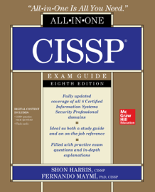 CISSP All-in-One Exam Guide, Eighth Edition book