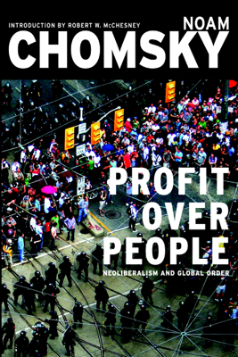 Profit Over People - Noam Chomsky book