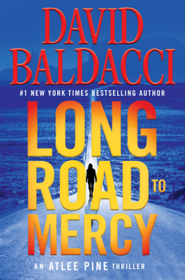 David Baldacci - Long Road to Mercy book
