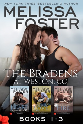 The Bradens at Weston (Books 1-3) Boxed Set book cover