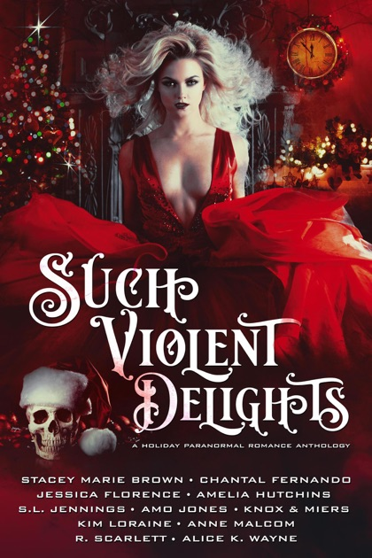 Image result for Such Violent Delights: A Holiday Paranormal romance Anthology