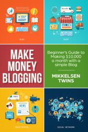 Money Making Blogging book
