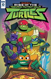 Rise of Teenage Mutant Ninja Turtles #0 book