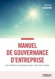 MANUEL DE GOUVERNANCE DENTREPRISE