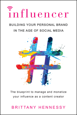 Influencer - Brittany Hennessy book