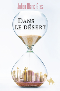 Dans le désert La couverture du livre martien