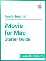 iMovie for Mac Starter Guide macOS High Sierra
