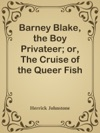 Barney Blake The Boy Privateer Or The Cruise Of The Queer Fish