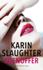 Karin Slaughter - Zoenoffer kunstwerk