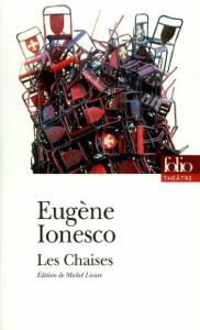 Les Chaises Libro Cover