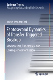 Zeptosecond Dynamics Of Transfer Triggered Breakup