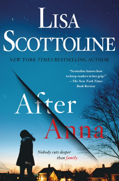 After Anna - Lisa Scottoline book cover