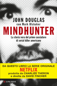 Mindhunter Libro Cover