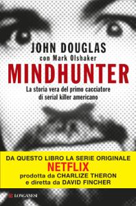 Mindhunter Libro Cover