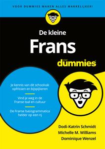 De kleine Frans voor Dummies Boekomslag