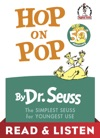 Hop On Pop Read  Listen Edition