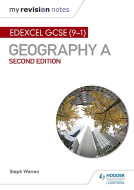 My Revision Notes: Edexcel GCSE (9–1) Geography A Second Edition