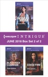 Harlequin Intrigue June 2018 - Box Set 2 Of 2