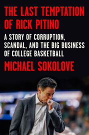 The Last Temptation of Rick Pitino book