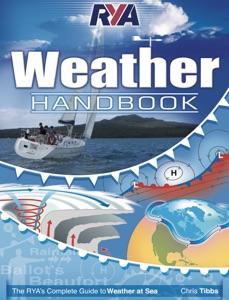 RYA Weather Handbook (E-G133) Book Cover