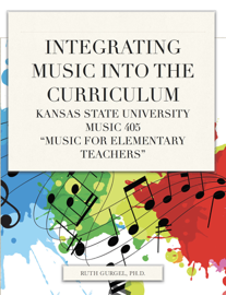 Integrating Music into the Curriculum book
