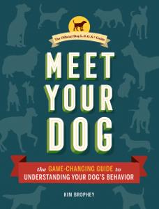 Meet Your Dog Boekomslag