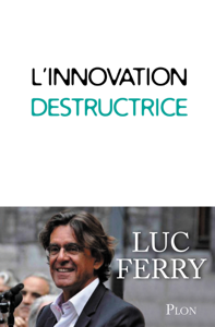 L'innovation destructrice La couverture du livre martien