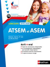 Concours ATSEM et ASEM - catégorie C - Intégrer la fonction publique - 2019/2020