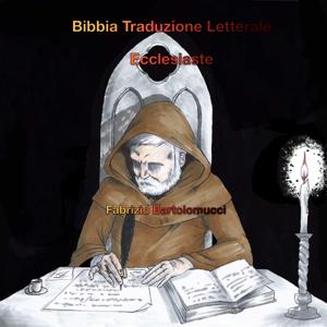 Bibbia traduzione letterale: Ecclesiaste Copertina del libro