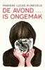 Marieke Lucas Rijneveld - De avond is ongemak kunstwerk