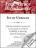 The Sin of Unbelief