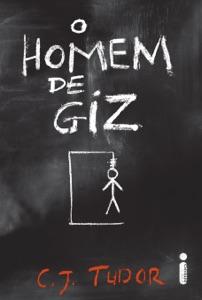 O homem de giz Book Cover