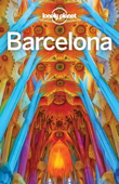 Barcelona Travel Guide Book Cover