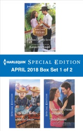 Harlequin Special Edition April 2018 Box Set 1 of 2 PDF Download