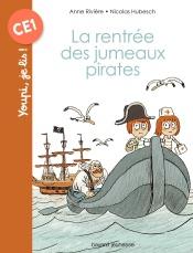 Download and Read Online La rentrée des jumeaux pirates