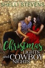 Christmas Lights And Cowboy Nights