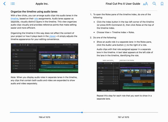 Final Cut Pro X User Guide on Apple Books