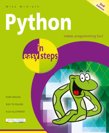 Python in easy steps, 2nd Edition